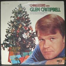 Glen Campbell - Christmas with...Capitol Records LP