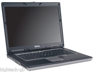 "CHEAP Dell Latitude D830/D820 15.4"" Intel Core 2 Duo 4GB RAM 160GB HDD WIN7.."