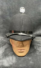More details for police helmet size large hobsons police mint condition