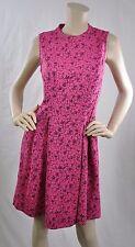 Mark NY New No Tags Sleeveless Cocktail Dress Pink Textured Size 6 Retail $138