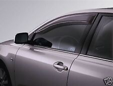 Genuine Toyota Avensis 2003-2008 Wind Deflectors