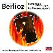 Hector Berlioz - Symphonie Fantastique - Le Carnaval Romain lso davis cd