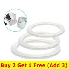 Replacement Gasket Seal for Coffee Pot Espresso Moka Stove Top Silicone Rubber *