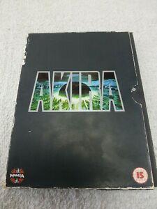 "2 Anime Films. Manga DVD. "" AKIRA "" & JIN-ROH The Wolf Brigade."