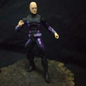 Marvel Legends DC Universe X-Men Darwin Custom Figure Hasbro Toybiz Mattel