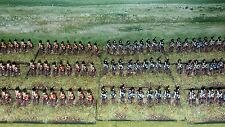 6mm Napoleonic British Cavalry, Baccus booster Pack