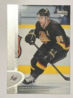 1996-97 Upper Deck #347 Pavel Bure Vancouver Canucks Hockey Card