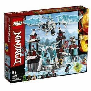 LEGO Ninjago Festung im ewigen Eis 70678 originalverpackt