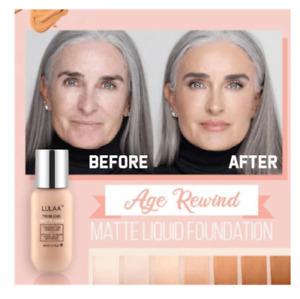 Age Rewind Matte Foundation Liquid  Beauty