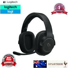 Logitech G433 Wired Gaming Headset with DTS Headphone:X 7.1 Surround Sound Black
