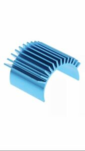 """New"" DROMIDA DIDC1113 Blue Aluminum Motor Heat Sink"