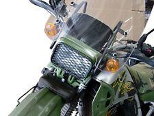 87-07 Kawasaki KLR250 Moose Racing Headlight Guard Black 2001-0692