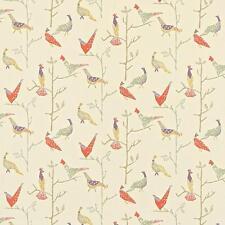 SCION Wabi Sabi Passaro Cotton Furnishing Fabric-137cm Wide- £25 per M -Free P&P