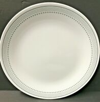 "Lot Of 4 Corning Corelle ""Mystic Gray"" Dinner Plates"