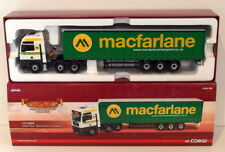 Corgi 1/50 Scale CC13429 - MAN TGA - Macfarlane Transport