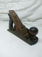 Vintage Dunlap 9 Inch Smooth Bottom Carpenters Woodworking Wood Plane