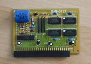 Speicher Erweiterung, AMIGA 500/A500+ ...#13