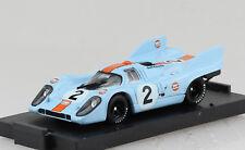 Porsche 917K Monza  #2 1971 1:43 Brumm Modellauto R221