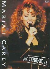 MTV Unplugged 3 With Mariah Carey DVD Region 1 828768953594