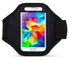 Samsung Galaxy S5 Armband Running Jogging Cycling Walking Unisex Sport Padded