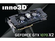 Video card GTX 1070 Inno 3d 8GB (small form factor ITX) 1070
