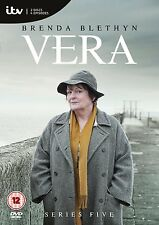 Vera : Series 5 - Brenda Blethyn - New DVD