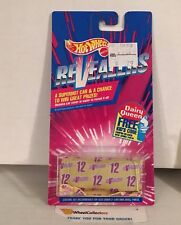 #12 Revealers * 1992 Hot Wheels Dairy Queen * Dissolve in Water to get Car * K16