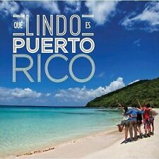 Various Artists : Que Lindo Es Puerto Rico CD