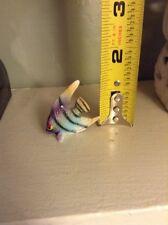 Vintage Small Miniature Mini Figurine Figurine Fish