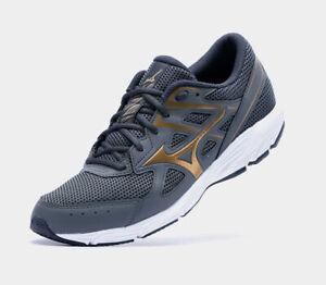 Mizuno Men's Spark 6 Running Shoes Walking Jogging Outdoor Dark Gray K1GA210350