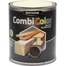 Rust-Oleum combicolor Multi-Surface peinture transparent Ivoire brillantes 2.5L