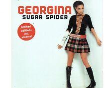 CD  GEORGINAsuger spiderMET STICKERSVG++ (B0499)