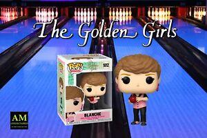 Funko Pop TV - The Golden Girls - Bowling Estilo - Blanche - Figura -