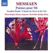 Messiaen: Poèmes pour Mi - Vocalise-Étude - Chants de Terre et de Ciel, Vol. 2,