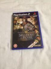 Shadow of Rome    Playstation 2 ps2  ( PAL) VGC