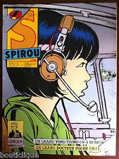 Spirou 2388 du 19/01/1988; Recit complet Ginger