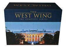 The Complete West Wing TV Series DVD Collection 44 DiscBox Set Brand New