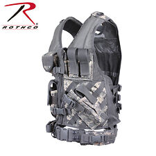 Rothco 4591 / 6598 / 6491 / 4491 / 6384 / 66491 Cross Draw MOLLE Tactical Vest