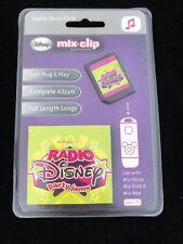 Disney Mix Clip Sealed  Radio Disney