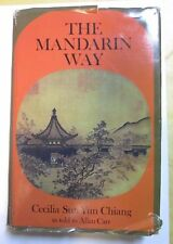 The Mandarin Way:A Tapestry of Adventure CECILIA SUN YUN CHIANG cook book