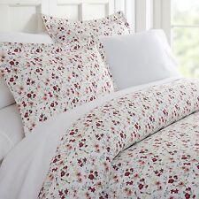 Home Collection Premium Ultra Soft 3 Piece Blossoms Print Duvet Cover Set
