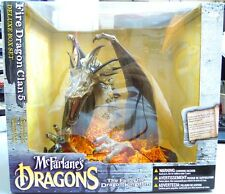 McFarlane Dragon Series 5 - Fire Dragon (Deluxe Box Set)