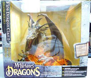 McFarlane Dragon Series 5 - Fire Dragon (Deluxe Box Set)