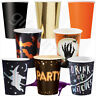 Halloween 9oz Paper Cups Disposable Party Tableware Supplies Halloween Party Cup