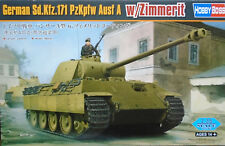 Hobby Boss 1/35 HBB84506 Panzer V Panther 'Ausf A'  tank  Model Kit