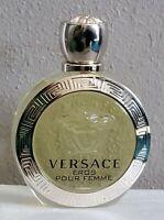 Versace Eros Pour Femme EDT 3.4 oz 100 ml Eau De Toilette ~BRAND NEW ~ NO BOX