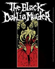 BLACK DAHLIA MURDER - Squid Vinyl Sticker - NEW