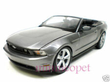 MAISTO 31158 2010 FORD MUSTANG GT CONVERTIBLE 1/18 GREY