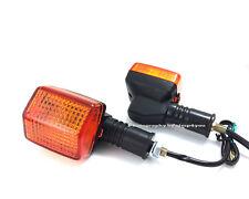 Pair Front turn signal indicator Winker Blinker for Honda 12-17 Honda XR650L