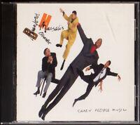 Branford Marsalis Quartet - Crazy People Music - CD [23] (EX/EX)